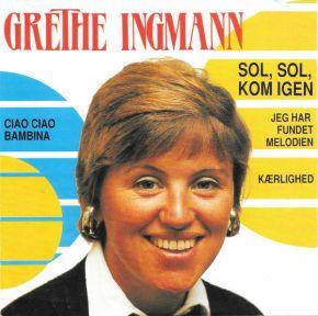 Sol, Sol, Kom Igen - LP / Grethe Ingmann / 1991