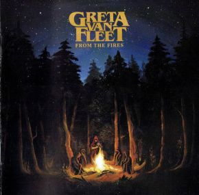 From The Fires - CD / Greta Van Fleet / 2017