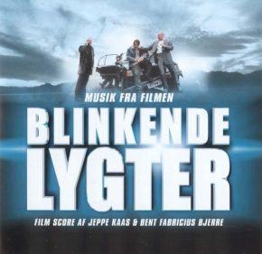 Blinkende Lygter - CD / Jeppe Kaas & Bent Fabricius-Bjerre (Soundtrack) / 2000