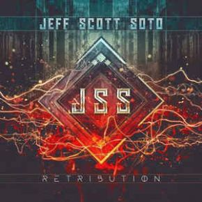 Retribution - CD / Jeff Scott Soto / 2017