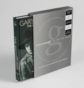 The First Five Years - The Anthology - 5CD+Bog / Garth Brooks / 2017