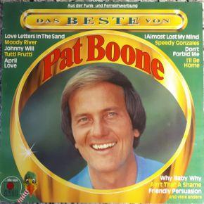 Das Beste Von Pat Boone - LP / Pat Boone / 1982