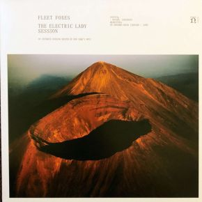 "The Electric Lady Session - 10"" (RSD 2017 Black Friday Vinyl) / Fleet Foxes / 2017"