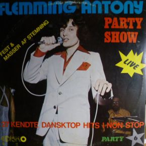 Party Show - Party Nr 6 - LP / Flemming Antony  / 1976