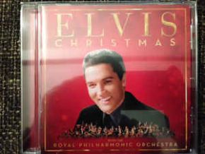 Christmas With Elvis And The Royal Philharmonic Orchestra - CD (Deluxe) / Elvis Presley / 2017