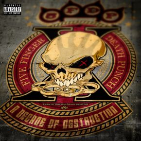 A Decade Of Destruction - CD / Five Finger Death Punch / 2017