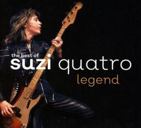 Legend - The Best Of - 2LP / Suzi Quatro / 2018