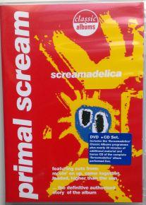 Screamadelica | Classic Albums - DVD+CD / Primal Scream / 2011