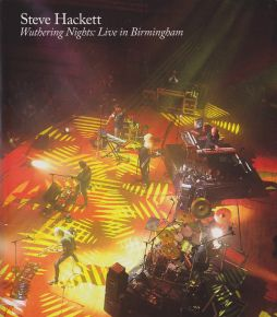 Wuthering Nights: Live In Birmingham - Blu-Ray / Steve Hackett / 2018
