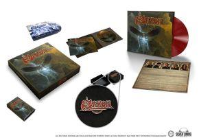 Thunderbolt - Vinyl+2CD+Cassette (Deluxe) / Saxon / 2018