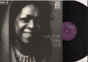 Mystical Lady - LP / Shirley Scott 