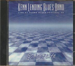 Game Of Life - CD / Kenn Lending Blues Band