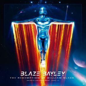 The Redemption of William Black (Infinite Entanglement Part III) - 2LP / Blaze Bayley  / 2018