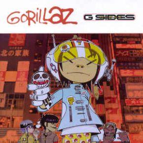 G-Sides - CD / Gorillaz / 2002