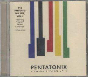 PTX Presents: Top Pop, Vol. 1 - CD / Pentatonix / 2018