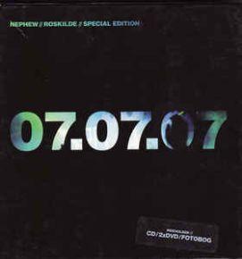 07.07.07 - CD+2DVD+Fotobog / Nephew / 2007