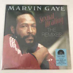 "Sexual Healing The Remixes - 12"" Maxi-Single (RSD 2018 Rød Vinyl) / Marvin Gaye / 2018"
