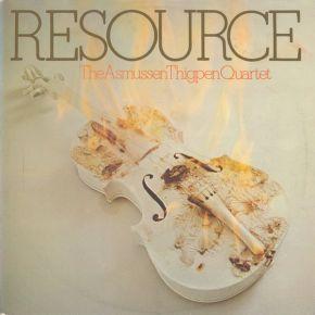 Resource - LP / The Asmussen Thigpen Quartet / 1974
