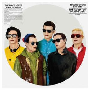 Wall Of Arms - LP (RSD 2018 Picture Disc) / The Maccabees / 2009 / 2018