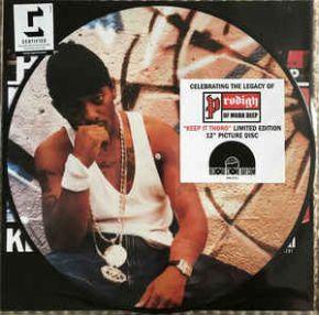"Keep It Thoro - 12"" (RSD 2018 Picture Disc Vinyl) / Prodigy Of Mobb Deep / 2018"