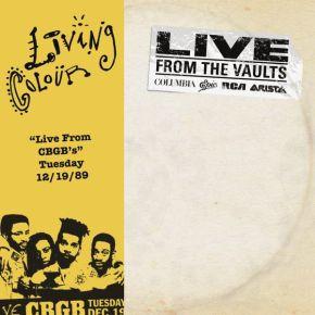 Live From CBGB's 1989 - 2LP (RSD 2018 Vinyl) / Living Colour / 2004 / 2018