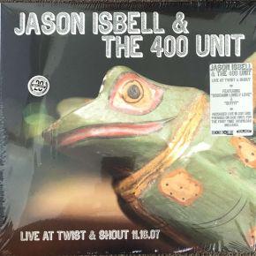 "Live At Twist & Shout 11.16.07 - 12"" (RSD 2018 Vinyl EP) / Jason Isbell & The 400 Unit / 2018"