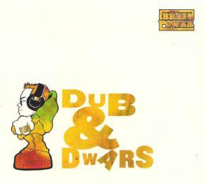 "Dub & Dwars - 12"" EP (RSD 2018 Rød Vinyl) / Brainpower / 2018"
