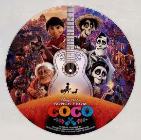 Music From Coco - LP (Picture Disc) / Various Artists / 2018