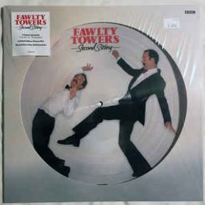 Fawlty Towers - Second Sitting - LP (RSD 2018 Picture Disc) / John Cleese | Connie Booth / 2018