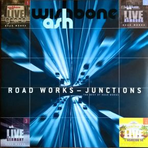 Road Works - Junctions (The Best of the Road Works) - 2LP (RSD 2018 Vinyl) / Wishbone Ash / 2018