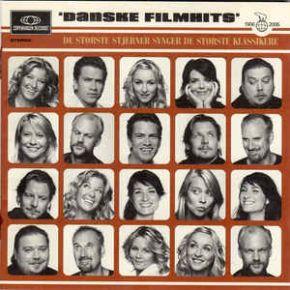 Danske Filmhits - De Største Stjerner Synger De Største Klassikere - CD / Various Artists / 2006