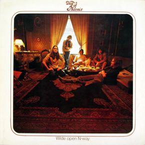 Wide Open N-Way - LP (RSD Black Friday 2017 Orange Vinyl) / Day of Phoenix / 1970 / 2017