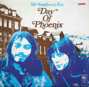 The Neighbour's Son - LP (RSD 2018 Lyseblå vinyl) / Day Of Phoenix / 1972/2018