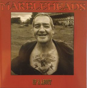 Up And About - CD / Marbleheads / 2007