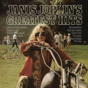 Greatest Hits - LP / Janis Joplin / 1973 / 2017