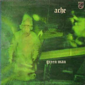 Green Man - LP (RSD 2018 Grøn vinyl) / Ache / 1971