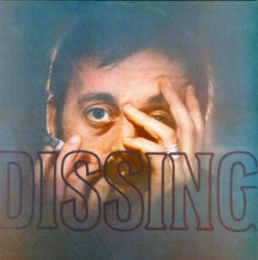 Dissing (Nøgne Øjne) - LP (RSD Black Friday 2017 Blå vinyl) / Povl Dissing / 1968 / 2017
