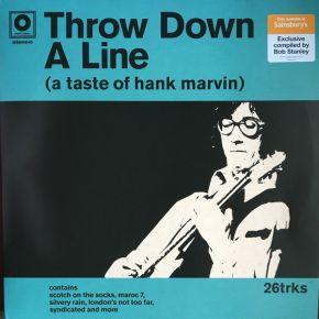Throw Down A Line (A Taste Of Hank Marvin) - 2LP /  Hank Marvin / 2018