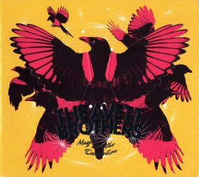 Magpie And The Dandelion - CD (Deluxe Edition) / The Avett Brothers / 2013