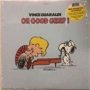 Oh, Good Grief! - LP  / Vince Guaraldi / 1968 / 2018