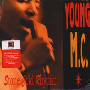 Stone Cold Rhymin' - LP / Young MC / 1989 / 2018
