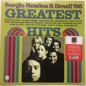 Greatest Hits - LP / Sergio Mendes & Brasil '66 / 1970 / 2018