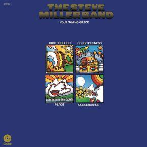 Your Saving Grace - LP / Steve Miller Band / 1969 / 2018