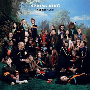 A Better Life - LP (Klar vinyl) / Spring King / 2018