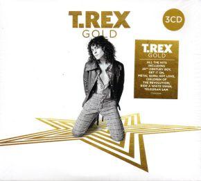 Gold - 3CD / T. Rex / 2018
