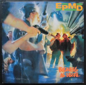 Business As Usual - LP / EPMD  / 1990
