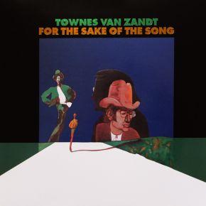 For The Sake Of The Song - LP (Blå vinyl) / Townes Van Zandt / 1968/2018