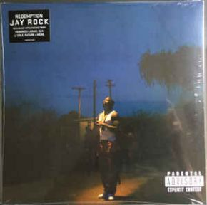 Redemption - LP / Jay Rock / 2018