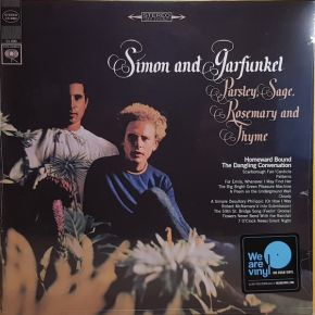 Parsley, Sage, Rosemary And Thyme - LP / Simon & Garfunkel / 1968 / 2018