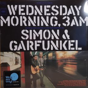 Wednesday Morning, 3 A.M. - LP  / Simon & Garfunkel / 1964 / 2018
